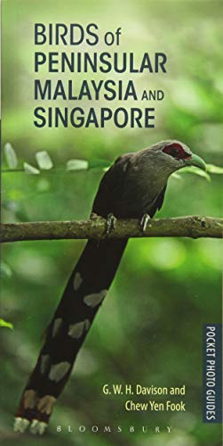Birds of Peninsular Malaysia and Singapore (Pocket Photo Guides)