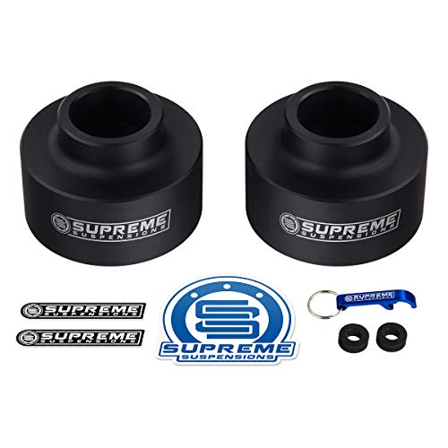 Supreme Suspensions - Rear Leveling Kit for Chevy Avalanche 1500, Tahoe, Suburban 1500 1.5