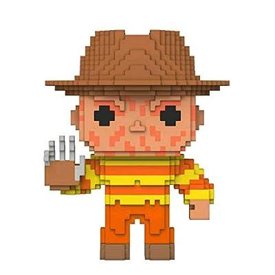 Funko Pop 8 Bit Nightmare on Elm Street Freddy Krueger NES Colors Exclusive: Funko: Toys & Games