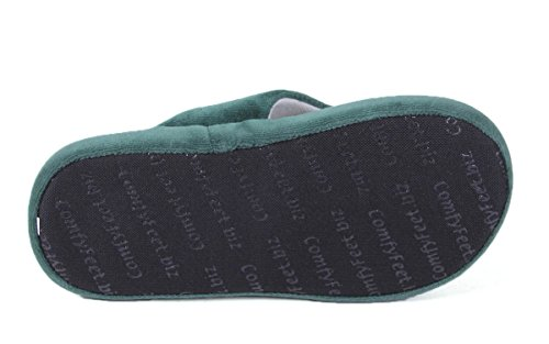 Ncaa College Comfy Flop - Officieel Gelicentiëerd - Happy Feet Heren En Dames Michigan State Spartans
