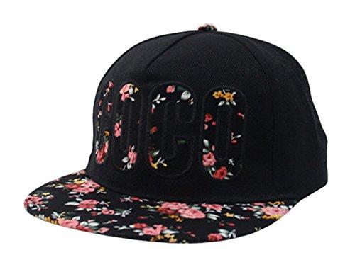 Alralel Kappe Baseball Cap Mütze - viele Farben zur Wahl Schwarz XBMY0262