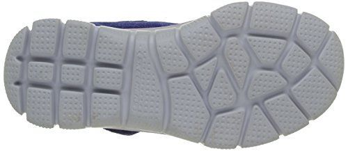 Skechers Mädchen Empire Rock Around Low-Top Blau (BLPK)