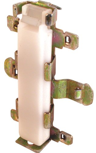 (Prime-Line Products N 6603 Closet Door Guide, Bottom Mount, Snap-In,(Pack of 2))