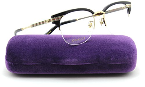 Gucci GG 0201-O Women RX - able Eyeglasses New 2017 Collection 001, - Gucci Glasses 2017 New