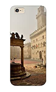 Awesome Design Montepulciano, Tuscany, Italy Hard Case Cover For Iphone 6 Plus(gift For Lovers)