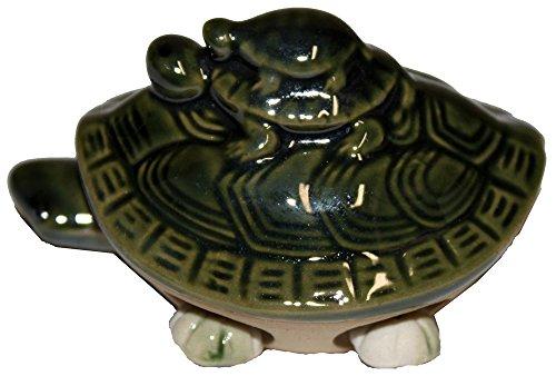 Bobble Head Ceramic Turtle - Head Ceramic Bobble
