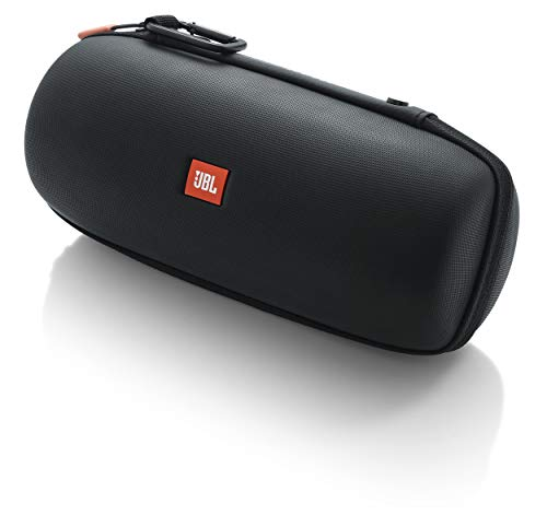 JBL Lifestyle Carry Case for Charge 4 Bluetooth Portable Speaker; Rugged EVA Shell with Weather Resistant Zippered Seal and Carabiner Style Clip (JBL-CHARGE4-CASE)