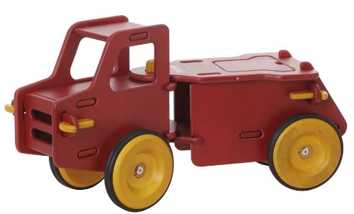 HABA Moover Dump Truck, Red by Moover®