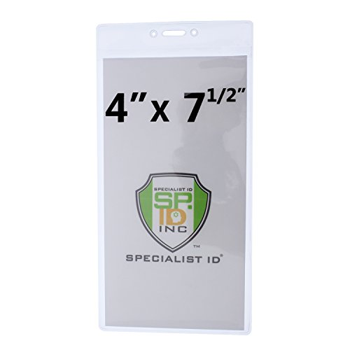 10 Pack Vertical Credential Specialist product image