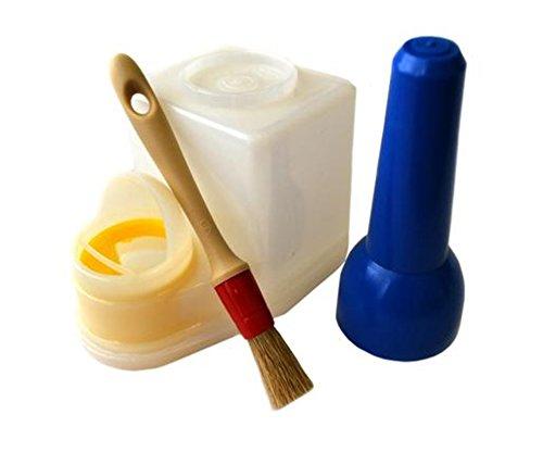 Premium Glue Pot/Container + Brush by RMLS (Small 0.4L ()