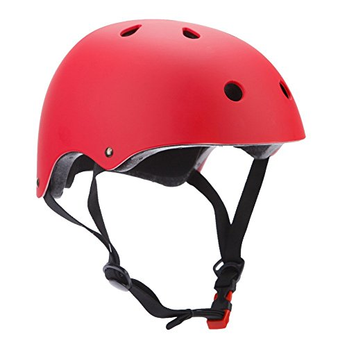 Dostar Kids Bike Helmet – Adjustable from Toddler to Youth Size, Ages 3-10 Durable Kid Bicycle Helmets Boys and Girls Will Love - CSPC Certified for Safety and Comfort