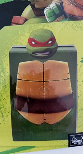 Teenage Mutant Ninja Turtles Valentine Mail Box Kit Mail Box NOT INCLUDED (Ninja Turtle Valentine compare prices)