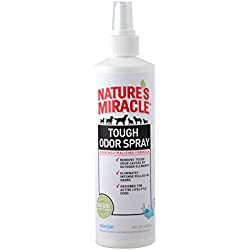 Nature's Miracle Tough Odor Spray, Fresh Scent, 16 fl. oz.