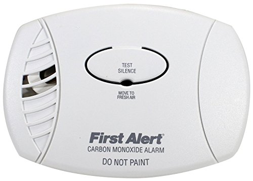Detector Co (First Alert Carbon Monoxide Alarm 9 V Green Boxed)