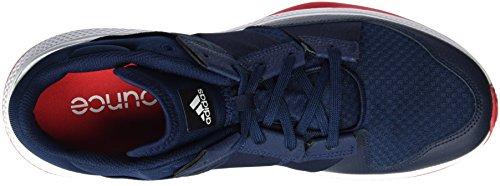 adidas Zg Bounce Trainer, Zapatillas de Deporte para Hombre Azul (Maruni / Negbas / Rojray)