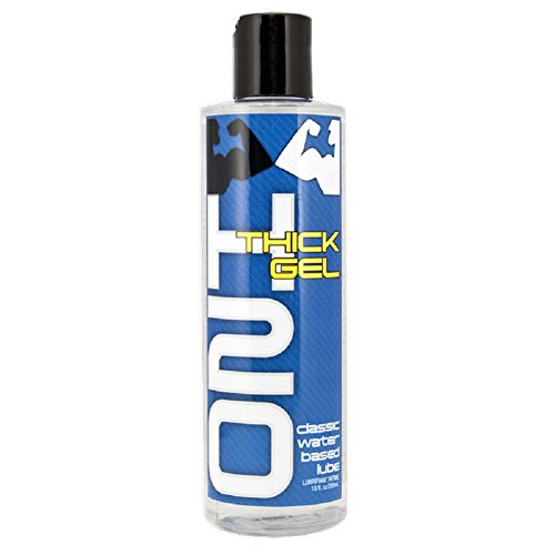 Elbow Grease H2O Thick Gel Water Based Lubricant - 10 (Elbow Grease Gel)