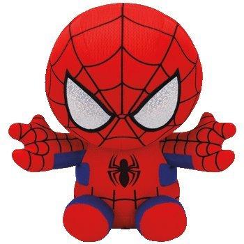 Ty Beanie Babie Spiderman 13