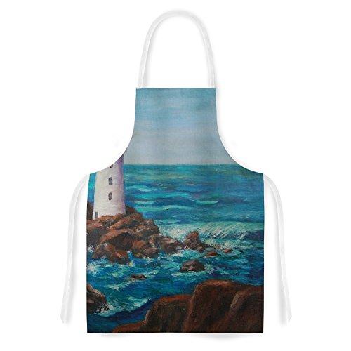 "Kess InHouse CS2026AAR01 Cyndi Steen ""The Lighthouse Rock..."