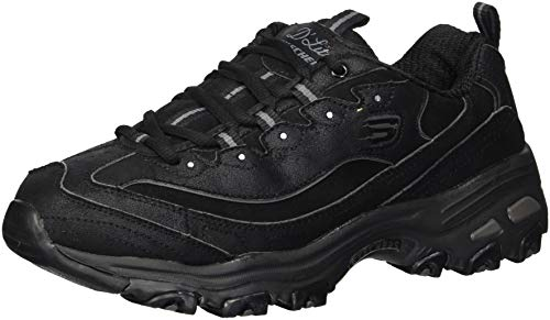 Black Nero Skechers Bbk School D'Lites Sneaker New Donna g164q7Z