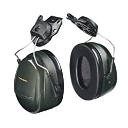 Peltor Optime Earmuff Cap-mount Headset By 3m
