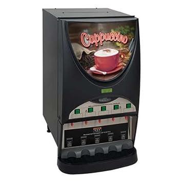 Bunn o Matic imix-5 S Plus plata serie Fresh Mix dispensador - café helado pantalla, 32,8 x 19,3 x 24 cm - -1 cada.: Amazon.es: Hogar