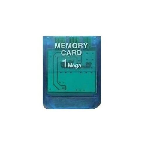 Playstation 1 Memory Card (1 MB)