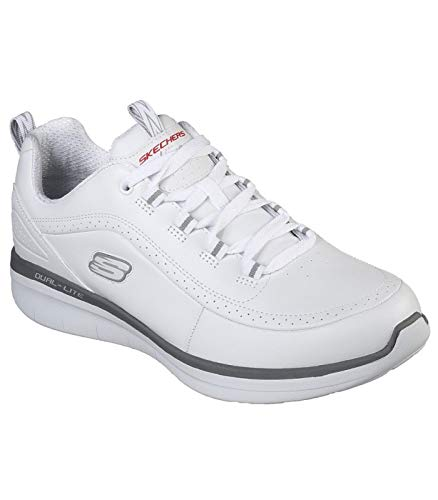 Calzature di marca   Forbestal.com negozio di scarpe scontate Skechers Uomo  Sinergy 2.0 WESTMARSH White Scarpe Comode Memory Foam 52653 WGY a8dc6022d94