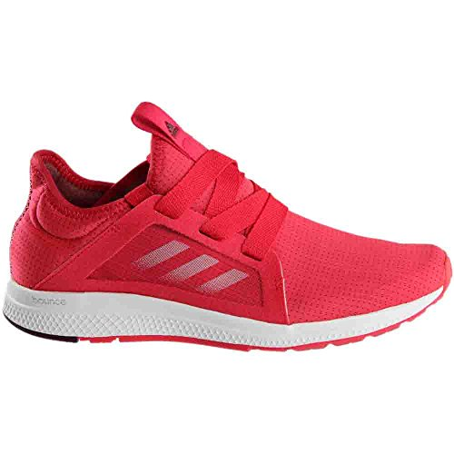 quality for sale free shipping discount best seller adidas Women's Edge Lux w Running Shoe Pink/White/Maroon 100% guaranteed CSQRHlXm3s