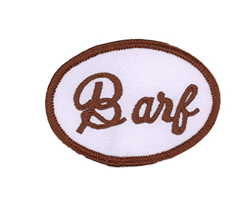 Barf Mog Spaceballs Comedy Badge Halloween Cosplay Costume Backpack Patch