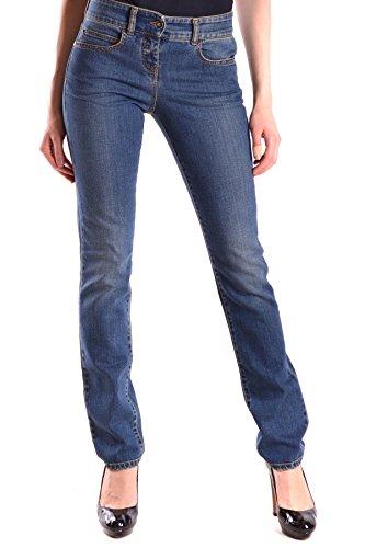 Etiqueta Negra Mujer MCBI118058O Azul Algodon Jeans