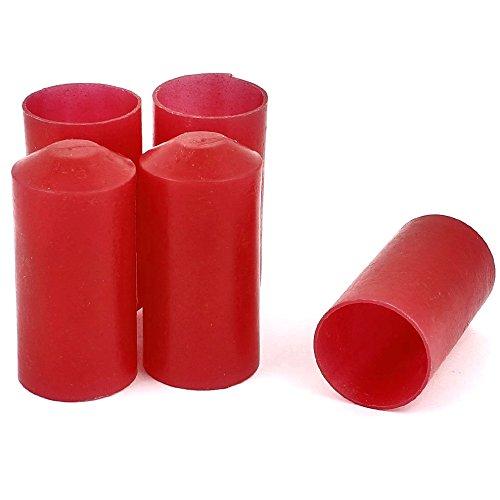 100%正規品 熱収縮エンドキャップ 2 (Red) Inch Inch - 100 Pieces HSEC-200-UV-RD-100 B072J3LH67 100   Pieces 1 Inch   UV (Red) 1 Inch   UV (Red) 100 Pieces, 鍵の鉄人:d4a2ffe4 --- a0267596.xsph.ru