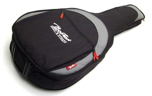 BOSTON Acoustic Guitar Gig Bag: Deluxe Soft Padded Acoustic Guitar Case with 25mm Padding