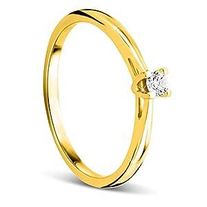 Orovi anillo de mujer solitario 0.07 Quilates diamantes en oro amarillo 9 kilates ley 375 Orovi anillo de mujer solitario 0.07 Quilates diamantes en oro amarillo 9 kilates ley 375 Orovi anillo de mujer solitario 0.07 Quilates diamantes en oro amarillo 9 kilates ley 375