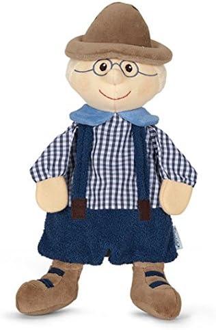 Sterntaler 36949-000000 - Marioneta de Mano Abuelo: Amazon.es ...