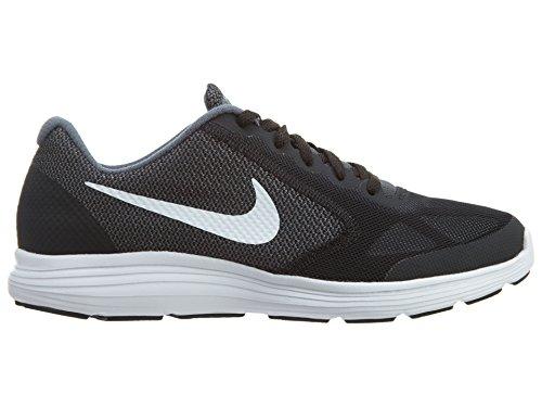 Nike Revolution 3 (GS) - Zapatillas para niño negro