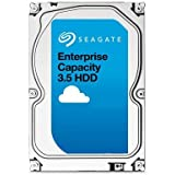 Seagate ST6000NM0115 3.5-Inch HDD 6TB 7200 RPM 512e SATA 6Gb/s 256MB Cache Internal Hard Drive