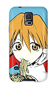Cute Tpu CaseyKBrown Flcl Case Cover For Galaxy S5