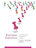 Business Statistics Australia New Zealand, 6th Edition Front Cover