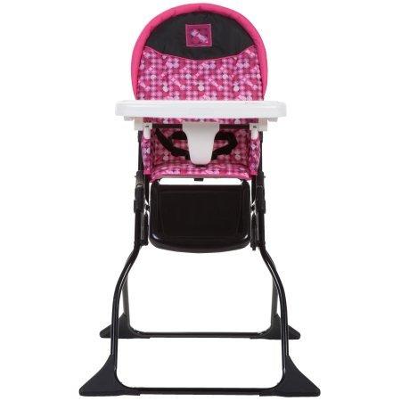 Simple Fold High Chair, Disco Ball Berry