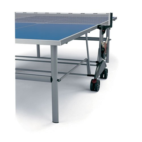 Kettler top star xl indoor outdoor table tennis table blue top buy online in uae sports - Outdoor table tennis table reviews ...