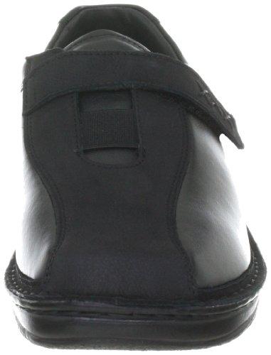 cuero nobuck 987 Adele Berkemann Zapatos 03492 de para mujer Negro qwYXx1Ox