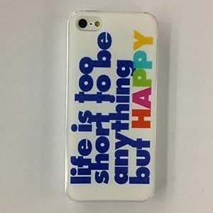 comprar Patrón Cartas del estuche rígido de policarbonato para el iPhone 5/5S , Multicolor