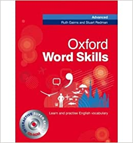 oxford word skills advanced  : Oxford Word Skills Advanced: Student's Pack (Book and CD ...