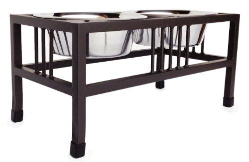 Baron Double Diner - 10'' - 3 Qt Bowls - Mocha