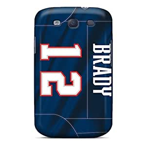 Awesome Design New England Patriots Hard Case Cover For Galaxy S3