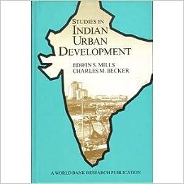 Amazon com: Studies in Indian Urban Development (A World