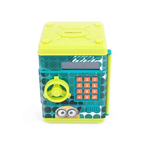 Imperium Technologies Caja Fuerte Electrónica Minions para Niños