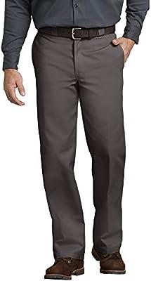 Dickies Mens Original Fit 874 Work Pant Gravel Gray Classic Work Uniform