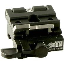 Samson RAM-3XM RAM Base With Side Flip Mount Black