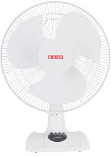 Terrific Buy Usha Table Fan 400Mm In White Colour Online At Low Home Interior And Landscaping Pimpapssignezvosmurscom